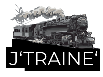 J´Traine Logo